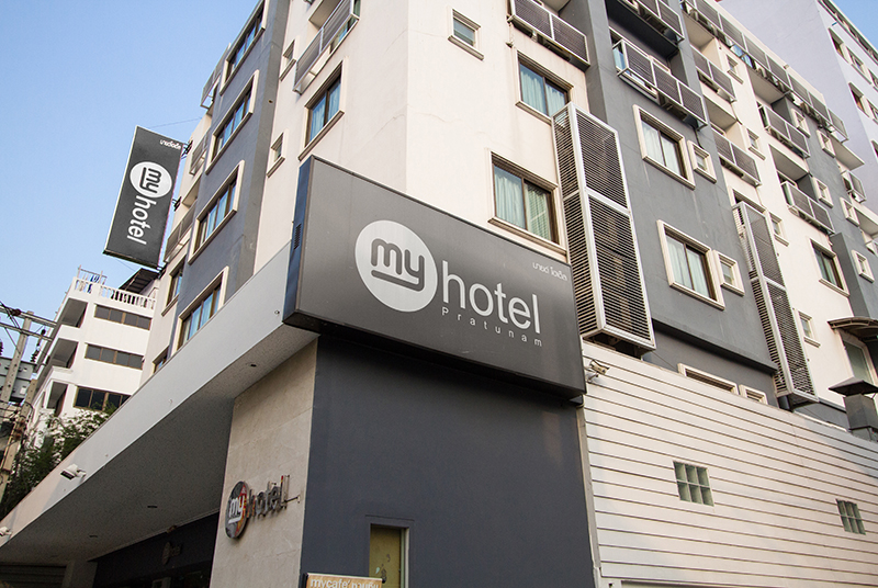 Myhotel Ratchada Hotel Official Gallery